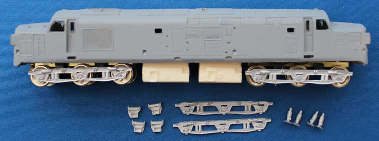 Class 37 Motorised kit