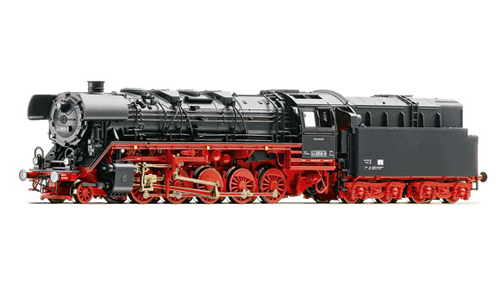 DR BR44 Steam Locomotive IV