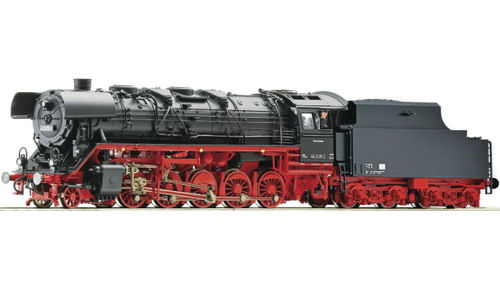 DR BR44 Black2-10-0 with deflectors